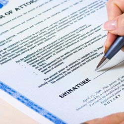 What is Power of Attorney and How to Assign it