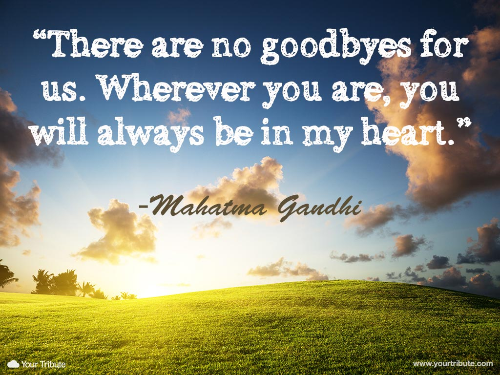 Quote | Mahatma Gandhi: There are no good - Your Tribute