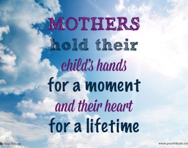 Loss of Parent | Quotes - Your Tribute